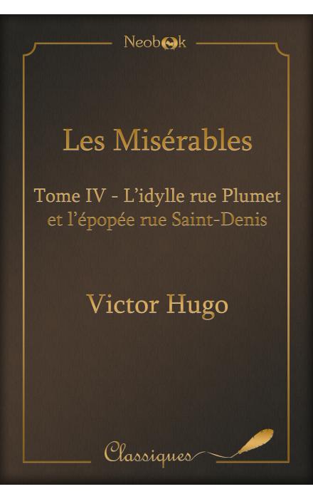 Les misérables - Tome IV