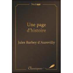 Une page d'histoire