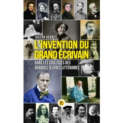 L'Invention du grand écrivain