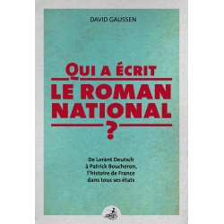 Qui a écrit le roman national