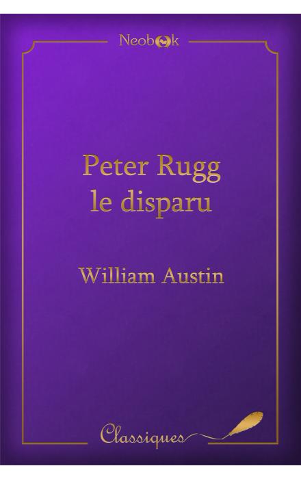Peter Rugg, le disparu