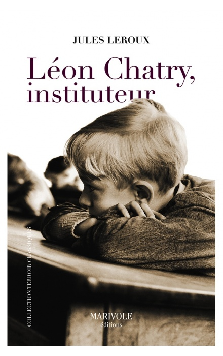 Léon Chatry, instituteur