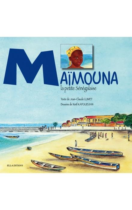 Maïmouna, la petite Sénégalaise