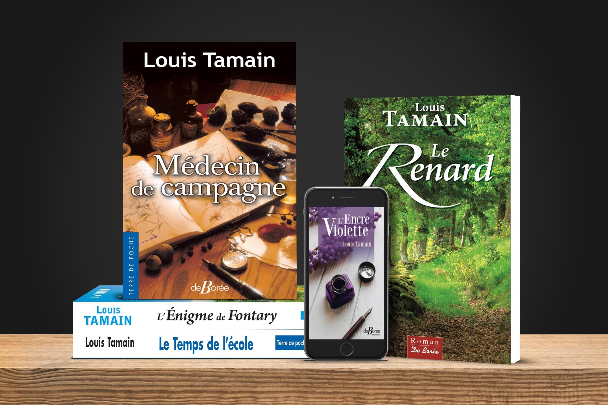 Louis Tamain